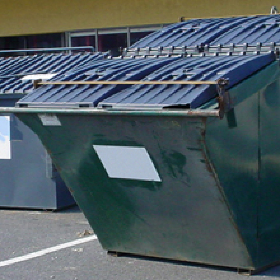 Mobile dumpster repair is just a phone call away
